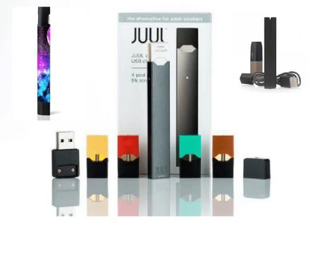 Phix-vs-juul-nicotine,phix-vs-juul-health-phix-charging