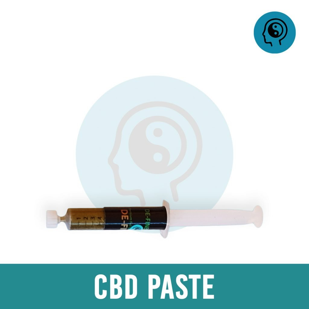 cbd paste samples uk